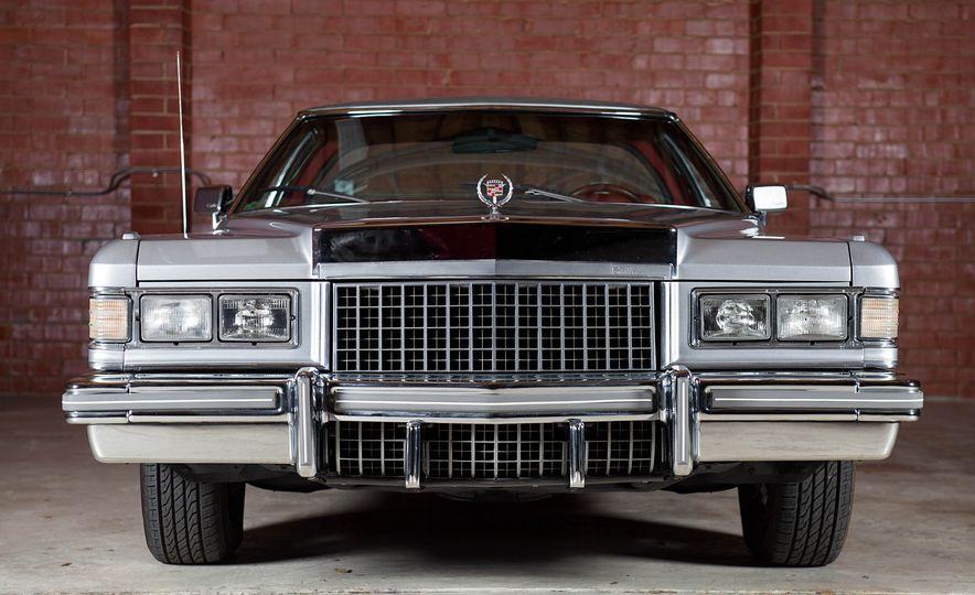 1976 Cadillac Mirage - Slide 1