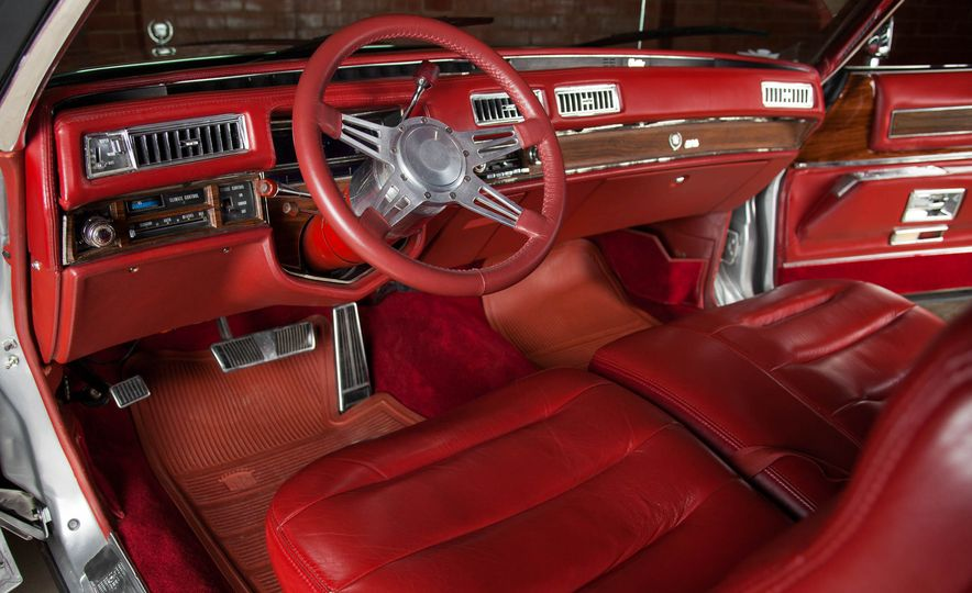 1976 Cadillac Mirage - Slide 8