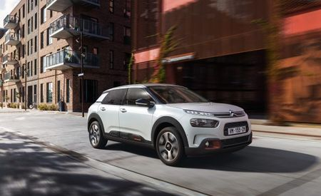 Prickly Issue: Citroen Makes Its C4 Cactus More Normal
