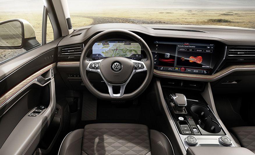 2019 Volkswagen Touareg (Euro-spec) - Slide 11