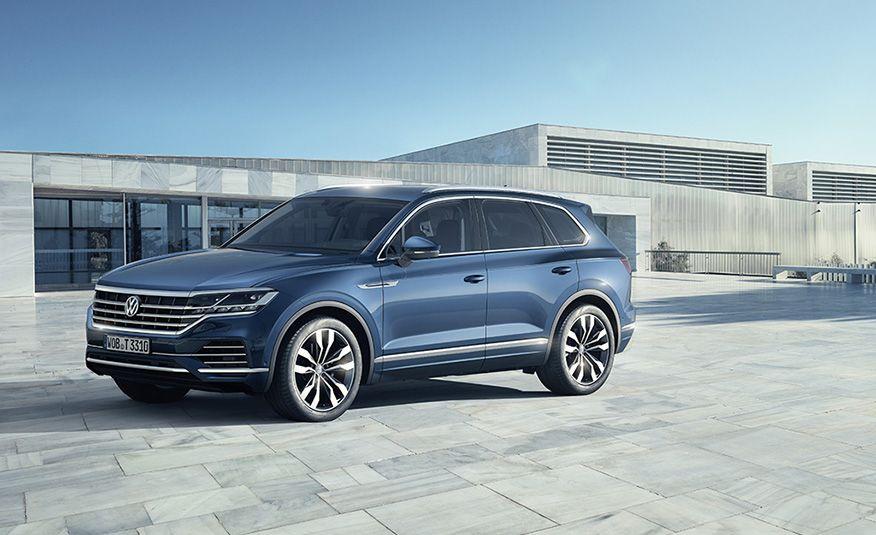 2019 Volkswagen Touareg (Euro-spec) - Slide 12