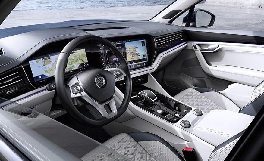 2019 Volkswagen Touareg (Euro-spec) - Slide 14