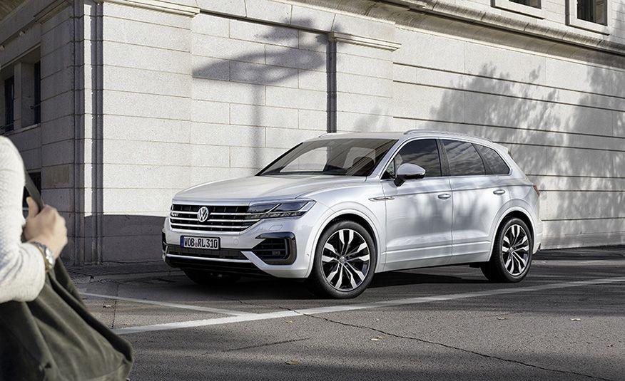 2019 Volkswagen Touareg (Euro-spec) - Slide 16