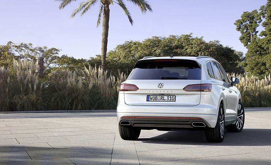 2019 Volkswagen Touareg (Euro-spec) - Slide 17