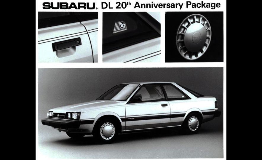 A Visual History of Subaru's 50 Years in America - Slide 8