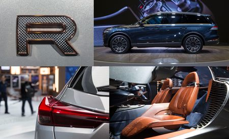The 11 Coolest Design Details at the 2018 New York Auto Show