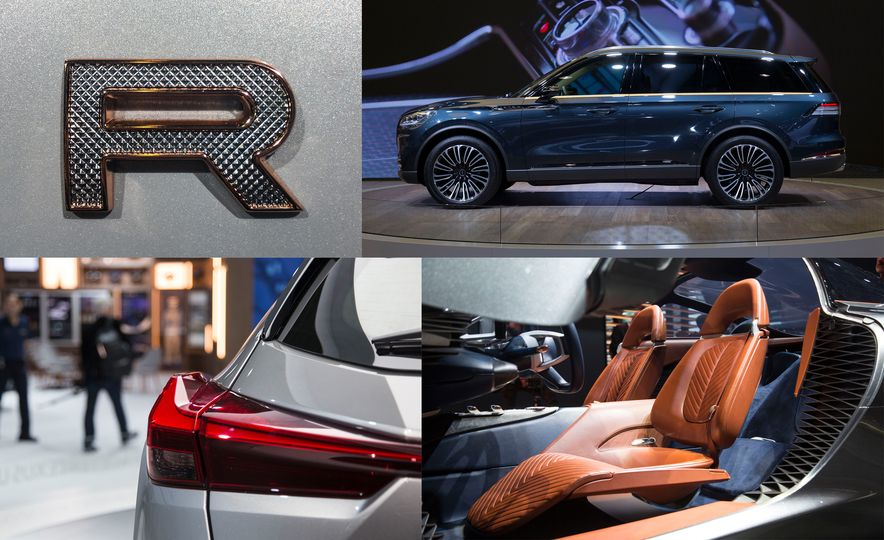 The 11 Coolest Design Details at the 2018 New York Auto Show - Slide 1