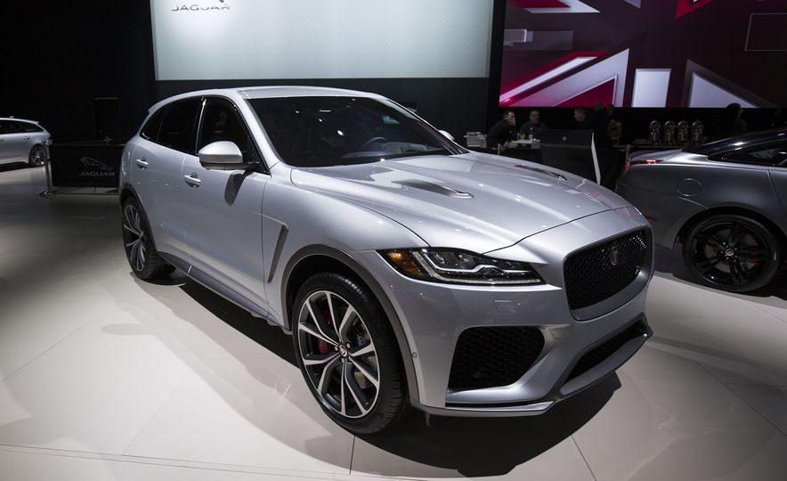 The 12 Must-See Highlights from the 2018 New York Auto Show - Slide 7