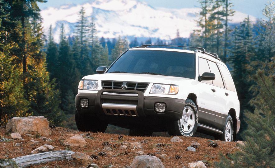 A Visual History of Subaru's 50 Years in America - Slide 16