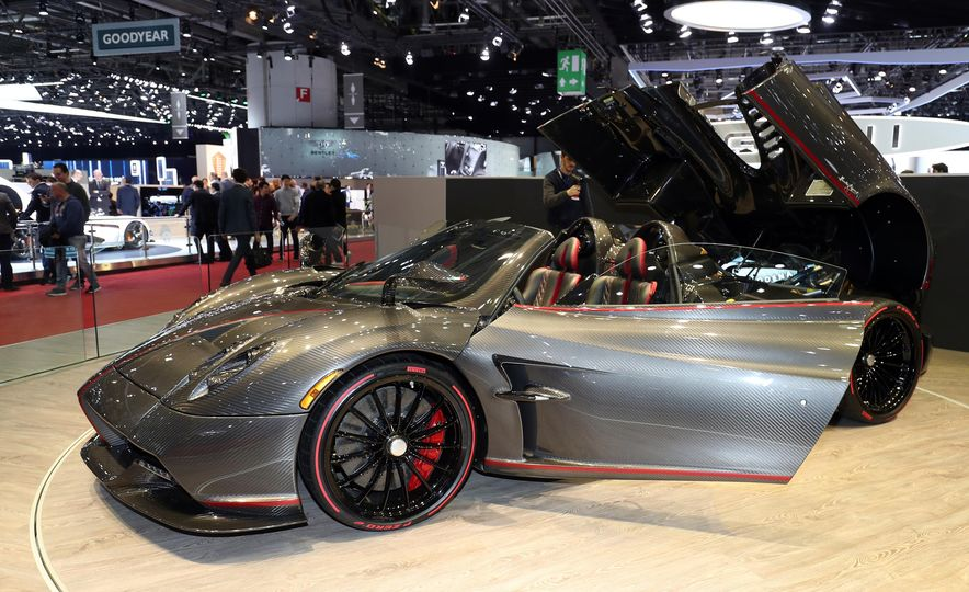 The Superest Supercars at the 2018 Geneva Auto Show - Slide 11