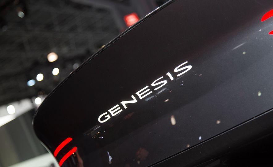 Genesis Essentia concept - Slide 19