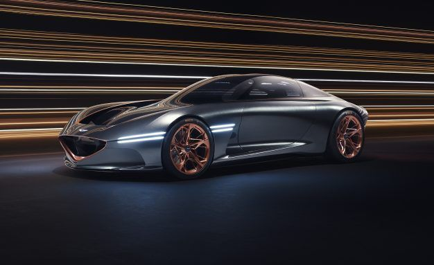 Genesis Essentia Concept: The GT Coupe of the Future