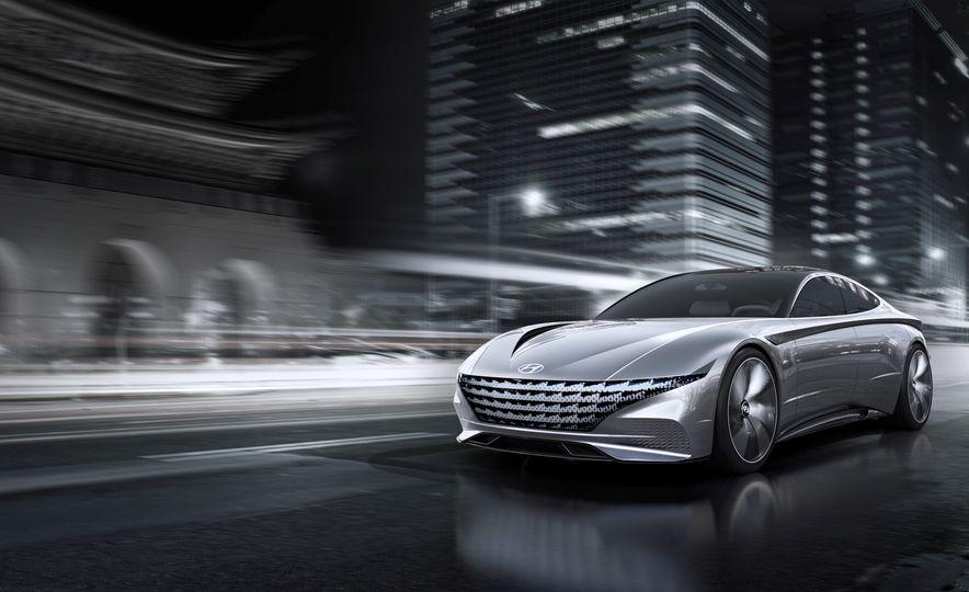 Hyundai Le Fil Rouge concept - Slide 1