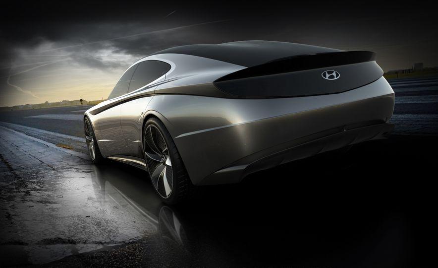 Hyundai Le Fil Rouge concept - Slide 2