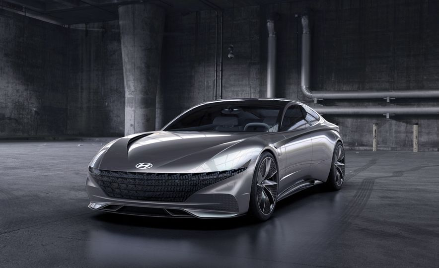 Hyundai Le Fil Rouge concept - Slide 5