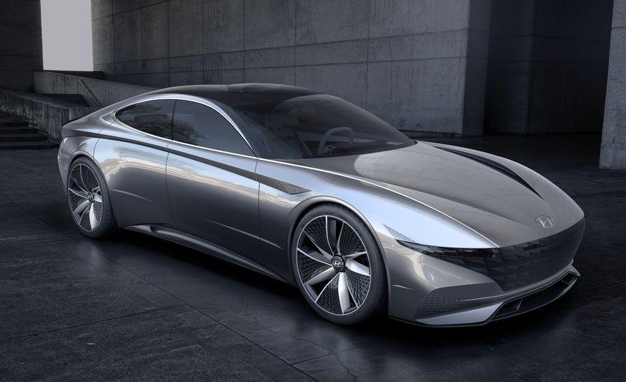 Hyundai Le Fil Rouge concept - Slide 7