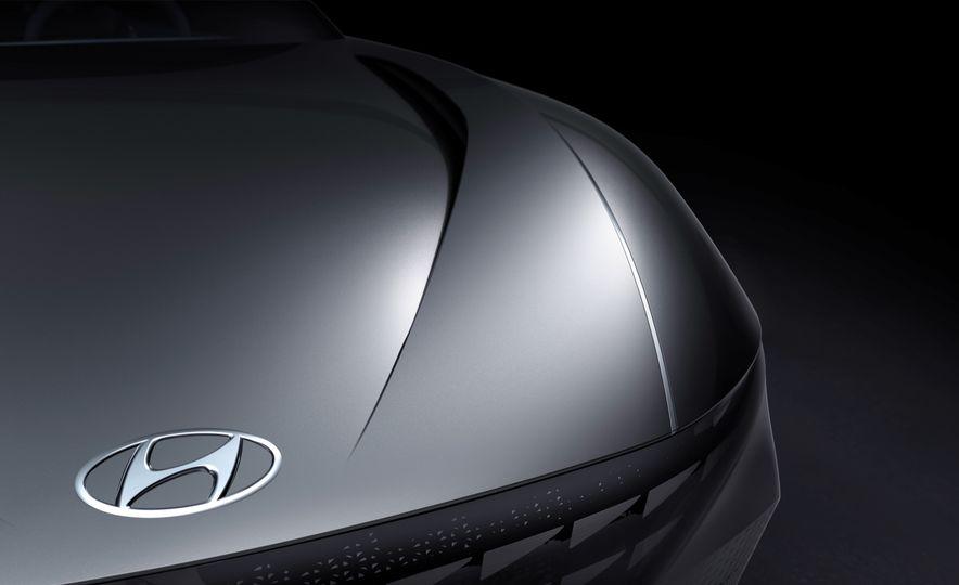 Hyundai Le Fil Rouge concept - Slide 8