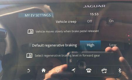 Preview Drive: 2019 Jaguar I-Pace EV Keeps It Simple