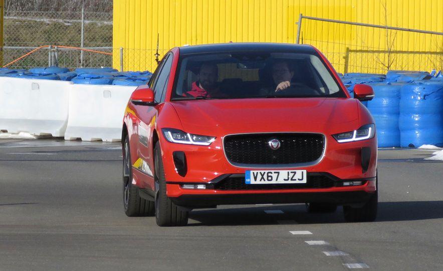 2019 Jaguar I-Pace EV - Slide 1