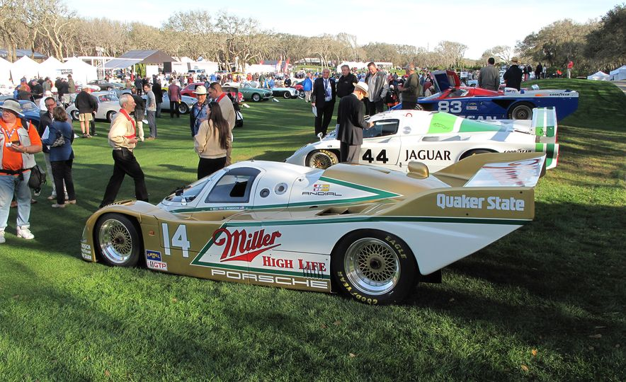 12 of IMSA's Legendary GTP Race Cars Gather at the 2018 Amelia Island Concours - Slide 10
