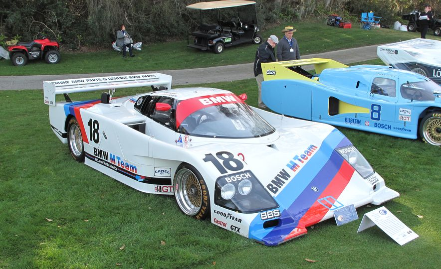 12 of IMSA's Legendary GTP Race Cars Gather at the 2018 Amelia Island Concours - Slide 8