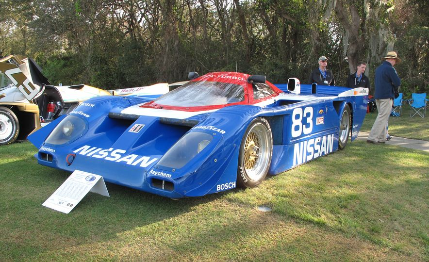12 of IMSA's Legendary GTP Race Cars Gather at the 2018 Amelia Island Concours - Slide 9