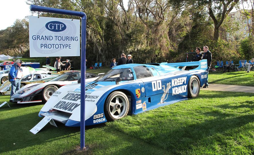 12 of IMSA's Legendary GTP Race Cars Gather at the 2018 Amelia Island Concours - Slide 3