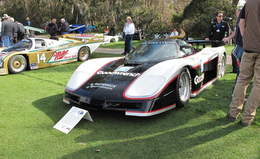 12 of IMSA's Legendary GTP Race Cars Gather at the 2018 Amelia Island Concours - Slide 6