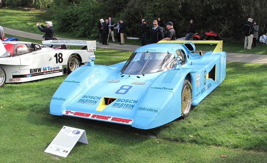12 of IMSA's Legendary GTP Race Cars Gather at the 2018 Amelia Island Concours - Slide 2