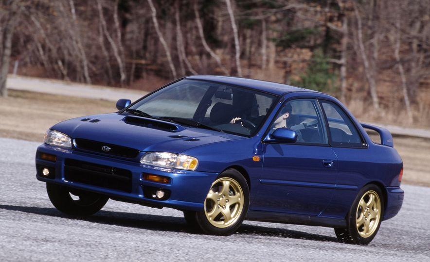 A Visual History of Subaru's 50 Years in America - Slide 14