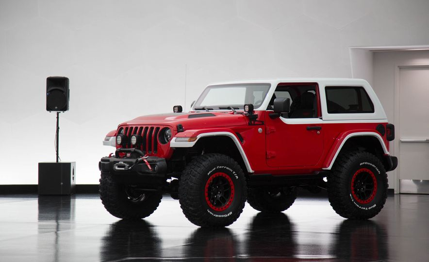 Jeep Jeepster concept - Slide 6