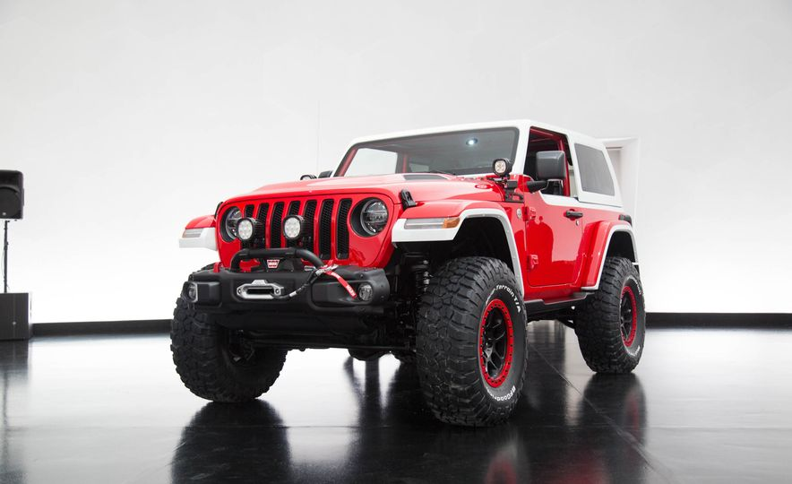 Jeep Jeepster concept - Slide 5
