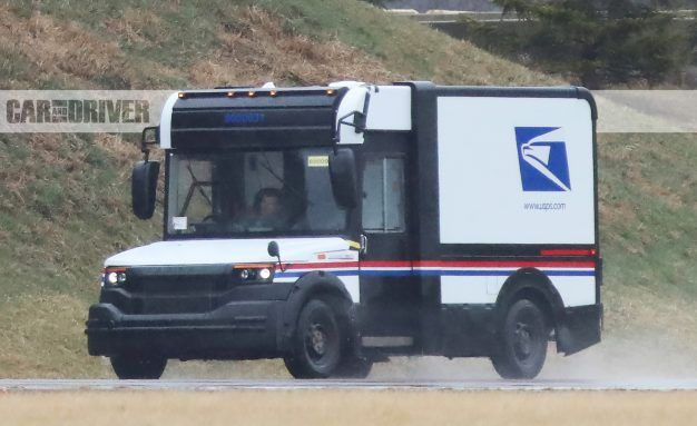 dorky delivery is this the new usps mail truck news car and driver