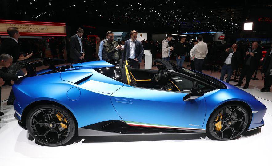 2019 Lamborghini Huracan Performante Spyder - Slide 11