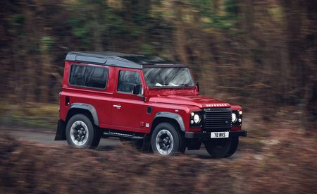Gee, Landie Wagon: We Drive the Quickest Defender That Land Rover Has Ever Built
