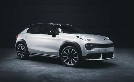 Lynk & Co Unveils the 02 SUV, Its Third Vehicle
