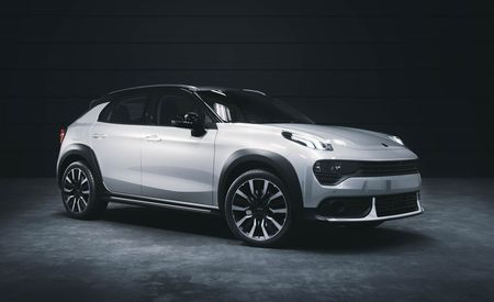 Lynk & Co Unveils Third Vehicle, the 02 SUV