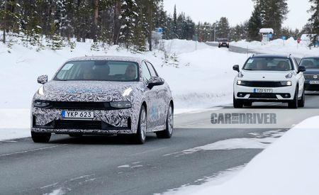2020 Lynk & Co 03: Sino-Swedish Sedan Spied – Future Cars