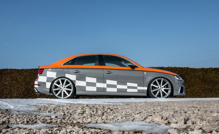 MTM Audi RS3 R - Slide 4