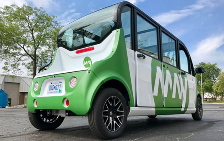 Here's Why Big Automakers Are Investing in May Mobility, an Autonomous-Shuttle Startup