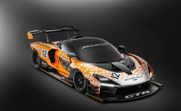 McLaren Senna GTR: A $1.4 Million, 814-Plus-HP Track-Bound Ballistic Missile