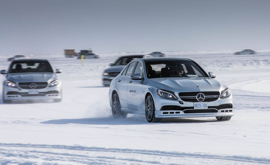 2018 Mercedes-AMG C63 S - Slide 1