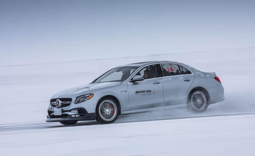 2018 Mercedes-AMG C63 S - Slide 22
