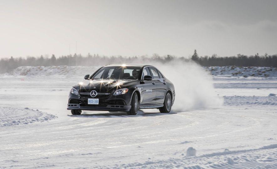 2018 Mercedes-AMG C63 S - Slide 36