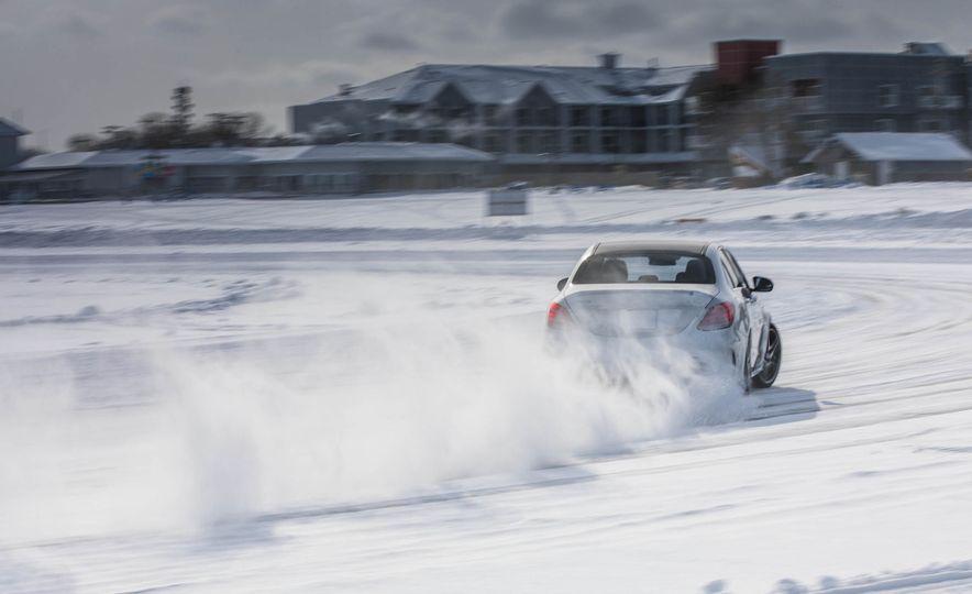 2018 Mercedes-AMG C63 S - Slide 9
