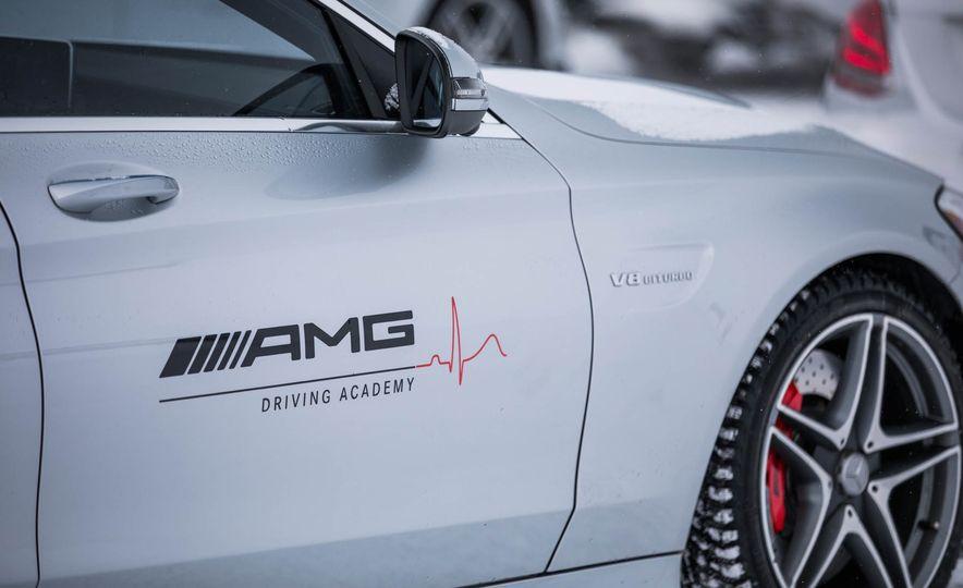 2018 Mercedes-AMG C63 S - Slide 53