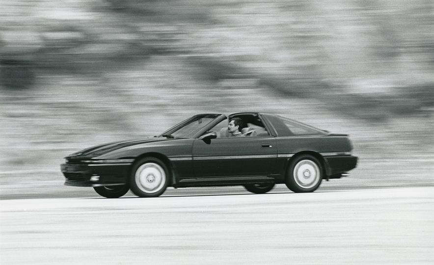 A Visual History of the Toyota Supra: Glorified Celica to Fastly Furious Movie Star - Slide 6