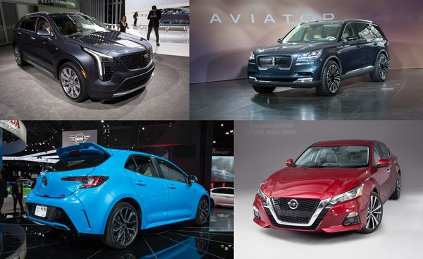 New York Auto Show New Debuts And Future Cars Car And Driver - New york auto show