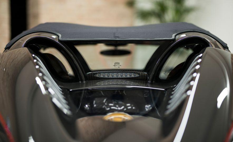 Pagani Huayra Roadster - Slide 3