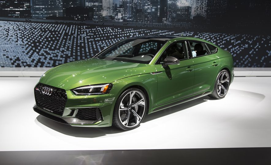 Our Seven Favorite Performance-Oriented Debuts from the 2018 New York Auto Show - Slide 7